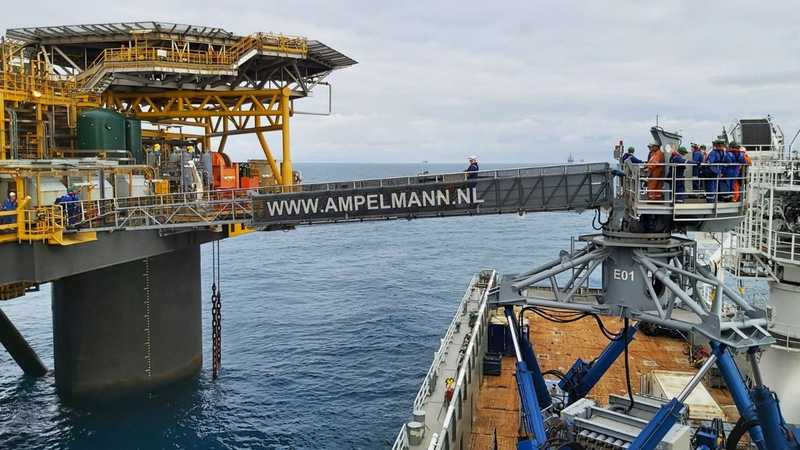Ampelmann E-type O&G Europe 2020