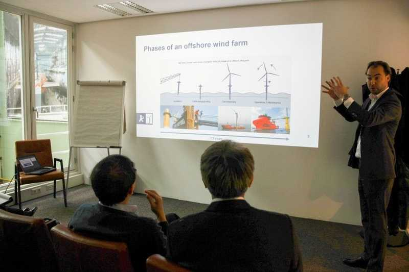 Masterclass Dutch Offshore Wind 2017 4 Ampelmann
